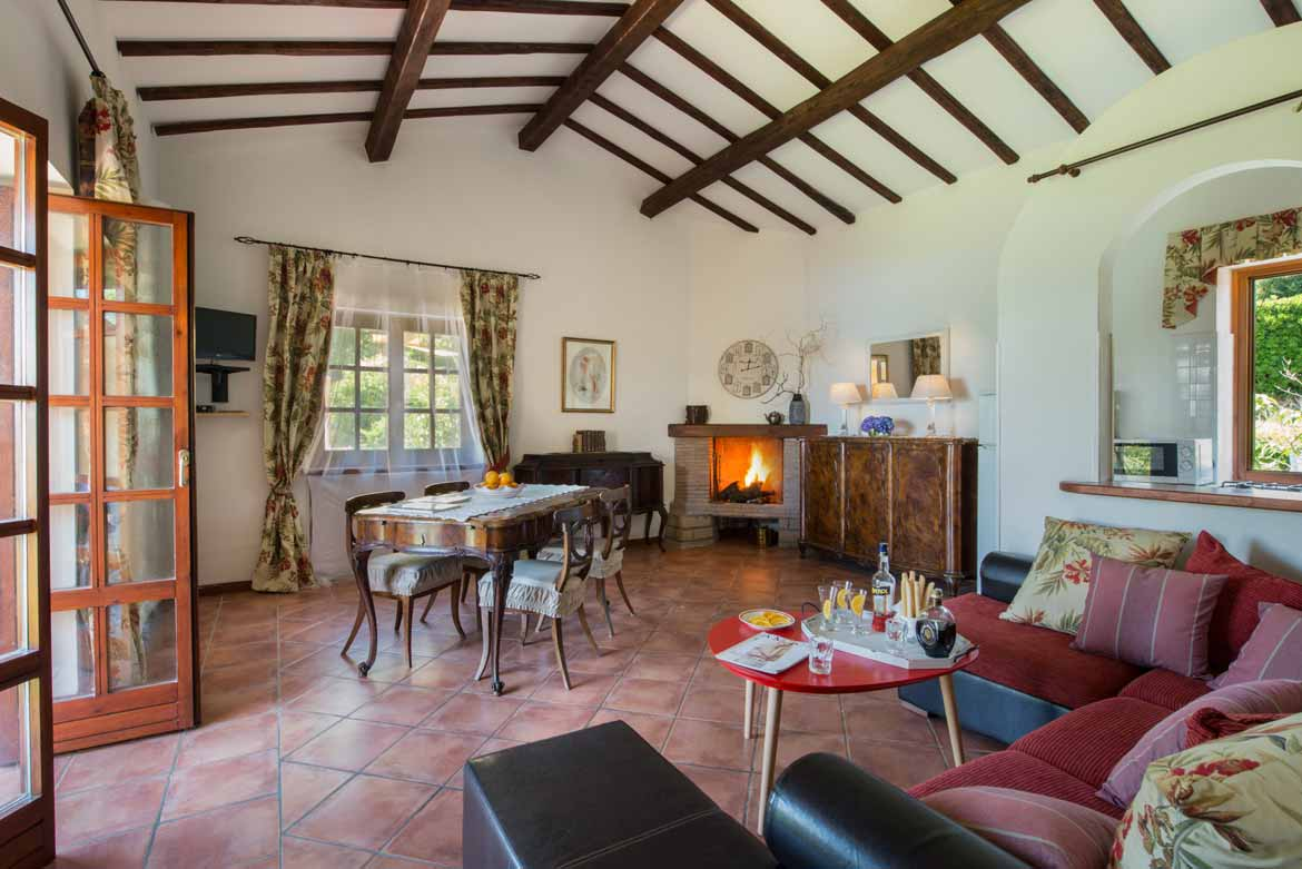 Selfcatering holiday home near Rome